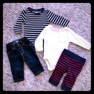 Old Navy Baby Boy Bundle